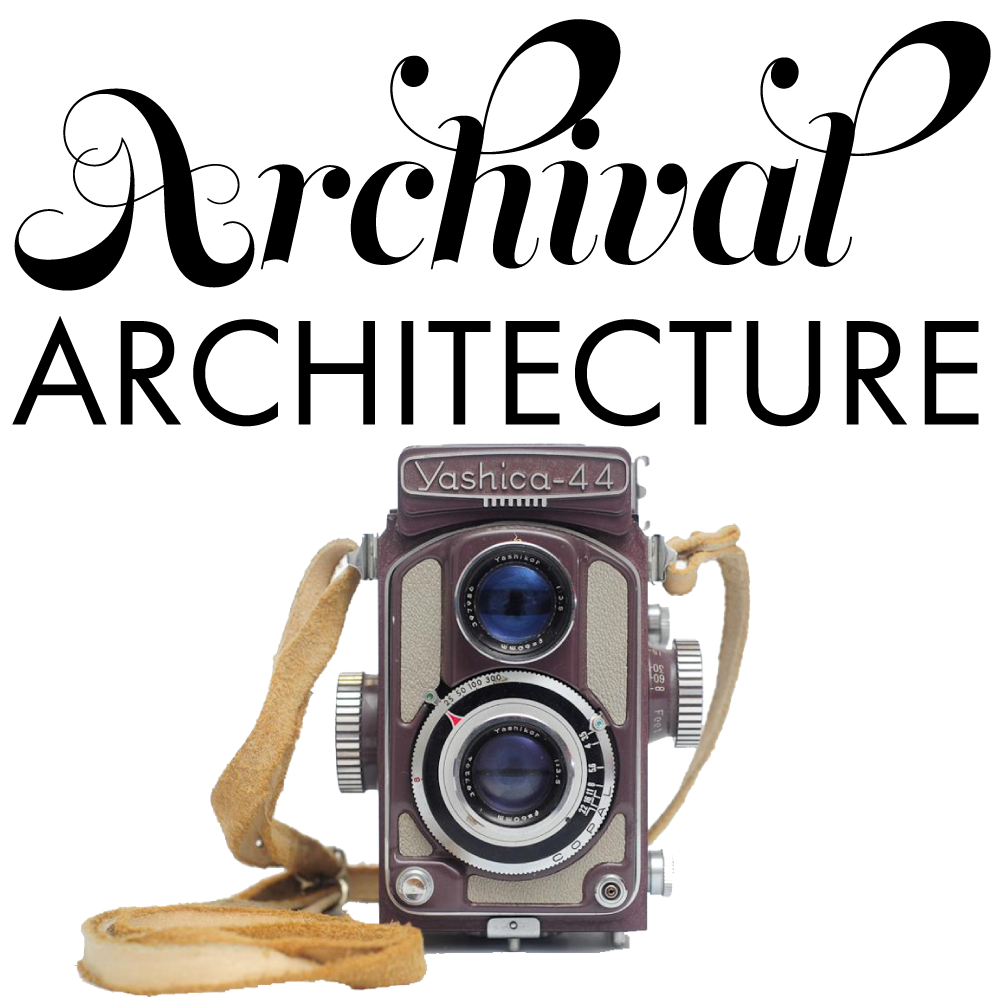 archival architecture logo